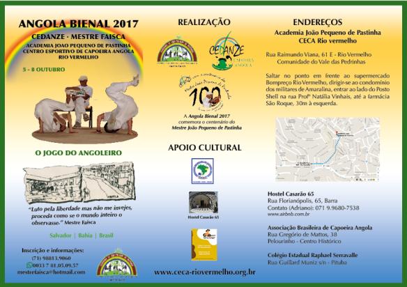 ANGOLA BIENAL - 2017