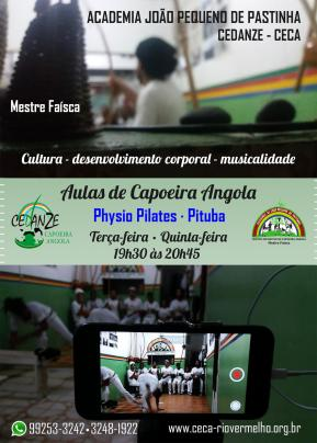 CEDANZE - Physio Pilates 2018